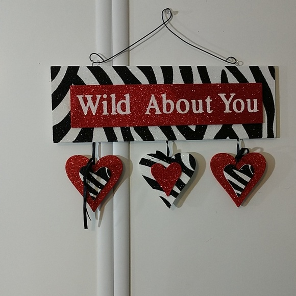 Hobby Lobby Wild About You Wall Decor